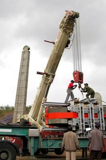 El obelisco de Aksum vuelve a casa