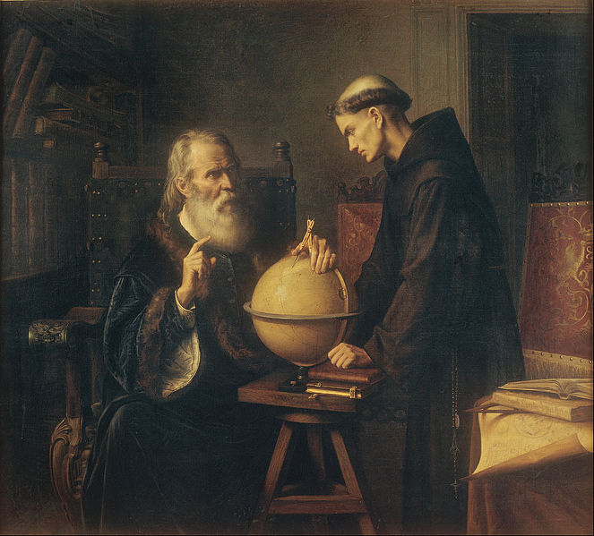 File:Félix Parra - Galileo Demonstrating the New Astronomical Theories at the University of Padua - Google Art Project.jpg