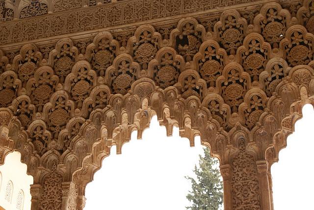 La alhambra la m s bella joya geom trica y arquit ctonica for Definicion de decoracion