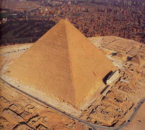 Pirámide de Keops (Jufu)