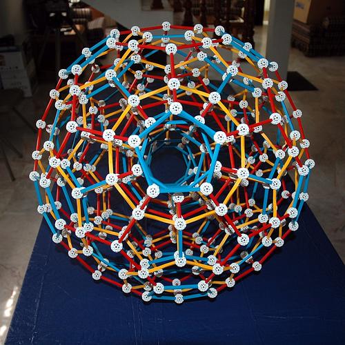 Hyperdodecahedron por ! Polyhedra !.