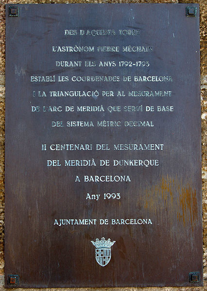 File:Pierre Mechain Placa Montjuïc (Barcelona,Catalunya).jpg