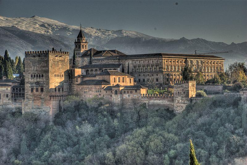 Archivo:La Alhambra desde el Mirador de San Nicolás.jpg