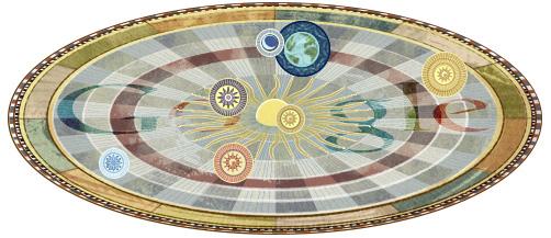 540º aniversario del nacimiento de Nicolás Copérnico