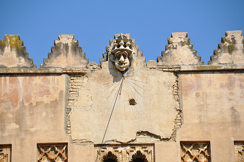Catedral de Sevilla - Reloj de sol