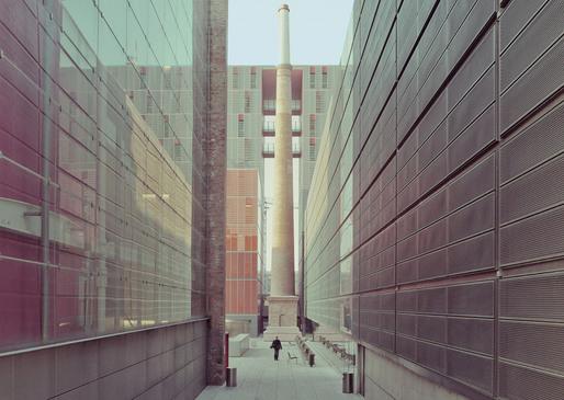 Fabra Universidad, Barcelona © Franck Bohbot