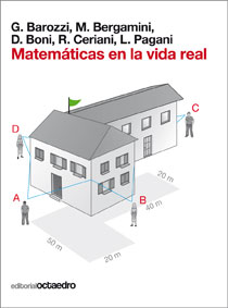 Portada de Matemáticas en la vida real