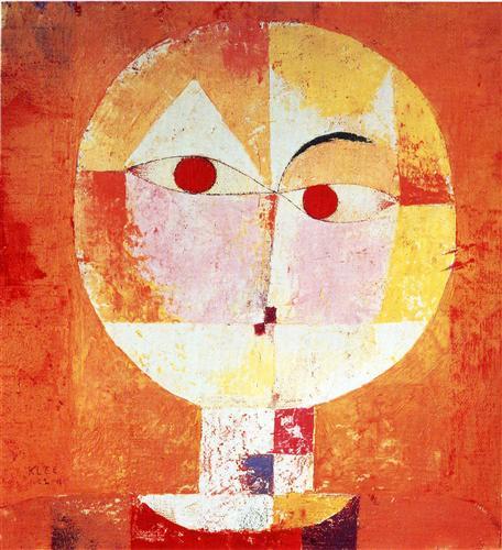 Senecio - Paul Klee