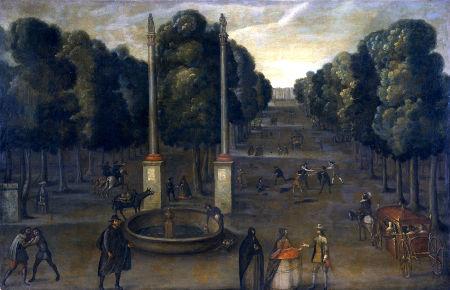<em>La Alameda de Hércules de Sevilla</em>, 1647