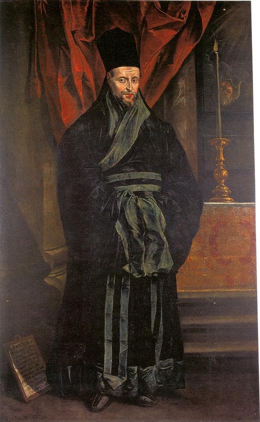 Johann (es) Schreck, tambiénTerrenz o Terrentius Constantiensis, Deng Yuhan Hanpo, Deng Zhen Lohan, (1576, Bingen, Baden-Württemberg (Bingen, Baden-Württemberg) o Constance (Constance) – el 11 de mayo de 1630, Pekín (Pekín)) era un jesuita alemán (Jesuita), misionero a China y erudito (erudito). Le atribuyen el descubrimiento de la terminología técnica científica.