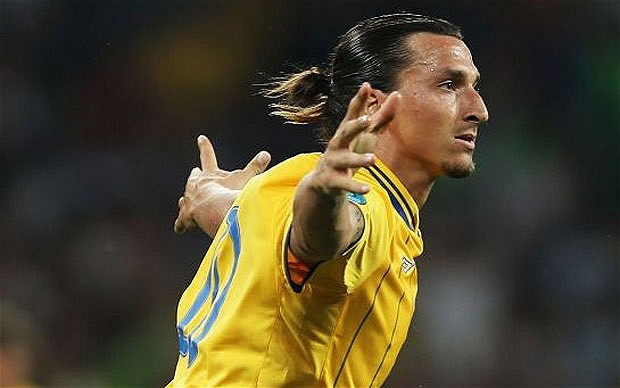 Zlatan Ibrahimovic's goal wwas a rare moment of true sporting genius