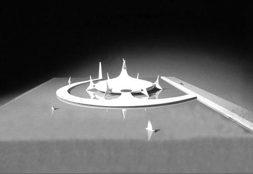 Mezquita Niemeyer