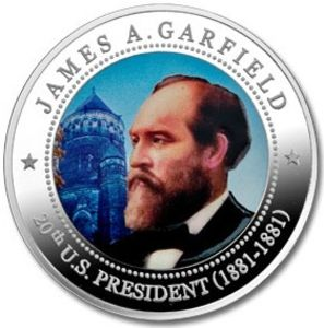 5 Dollar (James A. Garfield)