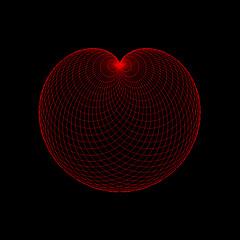 El Corazón (The Heart) por ! Polyhedra !