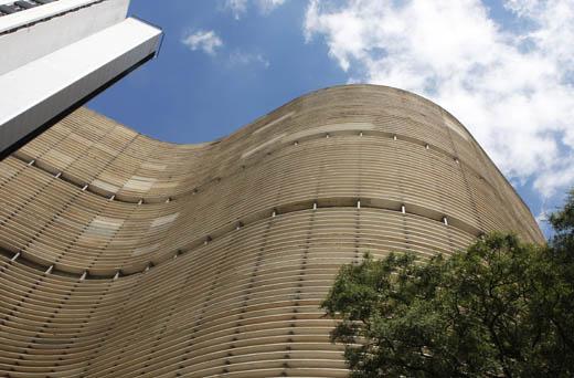 Edificio Copan, la marca de Niemeyer