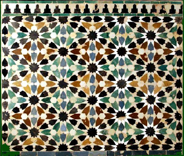 Image result for la alhambra granada azulejos