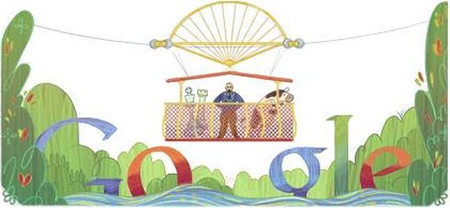 El matemático español Leonardo Torres Quevedo protagonista de Google