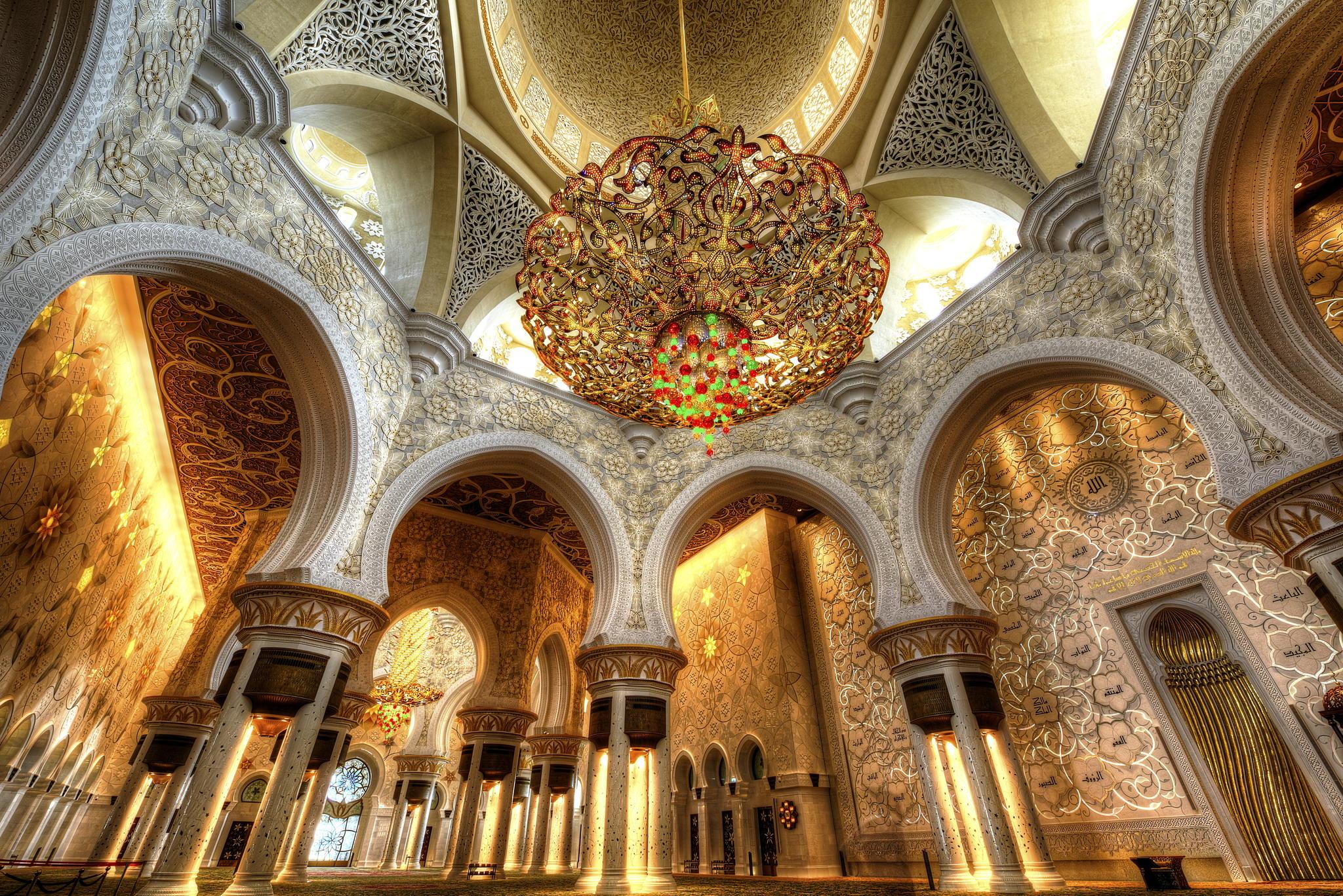 Fotografiar la Gran Mezquita de Abu Dhabi por Javier Mendoza en 500px