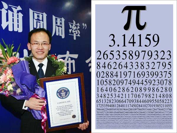 science in seconds, chao lu, pi